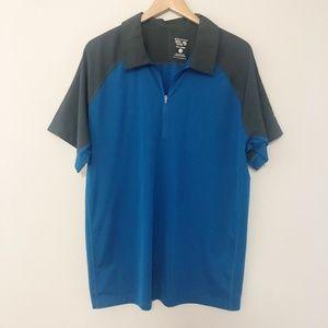Mountain Hardware mens polo style shirt top XL